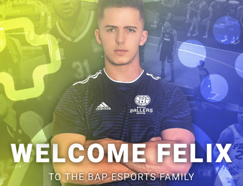 Felix joins BAP eSports